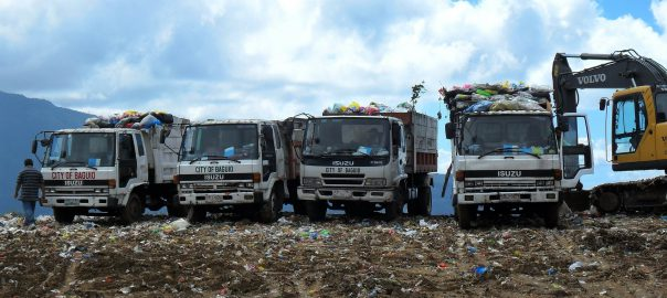 wywóz odpadów poznań kontenery