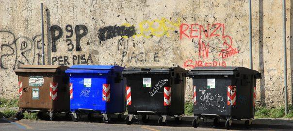 kontenery na śmieci Poznań