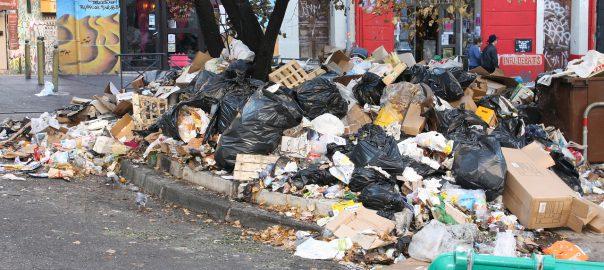 wymiary kontenerów na śmieci Poznań